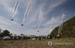 Hàn Quốc dùng biện pháp hình sự nhằm ngăn các nhóm thả tờ rơi chống Triều Tiên