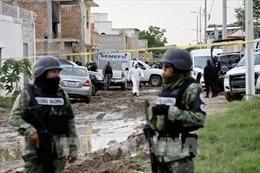 Xả súng tại Mỹ và Mexico gây nhiều thương vong