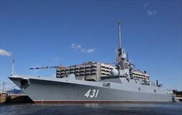 Hải quân Nga tiếp nhận khoảng 40 tàu trong năm 2020