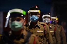 Thái Lan thành lập đơn vị cảnh sát đặc biệt về COVID-19