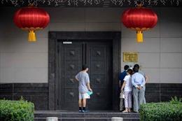Mỹ tố Tổng lãnh sự quán Trung Quốc tại Houston là 'trung tâm tình báo'