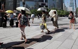 Gia tăng số người tử vong do sốc nhiệt tại Nhật Bản