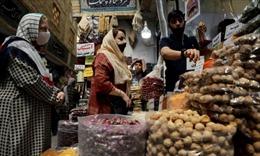 Tỷ lệ tử vong vì COVID-19 cao báo động tại Iran: 7 phút có 1 người chết