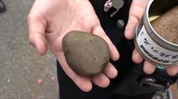 Công ty Nhật Bản bán... đá nhặt từ đường ray để sinh tồn trong dịch COVID-19