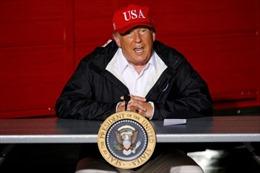 Bầu cử Mỹ 2020: Tổng thống Trump mất dần sự ủng hộ của giới quân sự