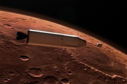 Vi khuẩn có thể di chuyển từ sao Hỏa đến Trái Đất