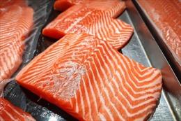 Virus SARS-CoV-2 trên cá hồi đông lạnh có thể lây lan sau hơn 1 tuần