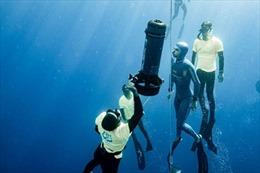 Kỷ lục thế giới mới về lặn tự do