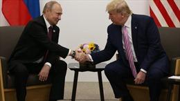 Nga, Mỹnỗ lực thúc đẩy quan hệ thương mại giữa mùa dịch COVID-19