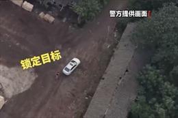 Trung Quốc sử dụng drone bắt tội phạm ma túy