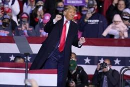 Điệu nhảy tranh cử gây sốt của Tổng thống Trump