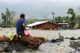 Phillipines tan hoang sau siêu bão Goni