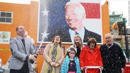 Thị trấn tổ tiên ông Biden tại Ireland ăn mừng chiến thắng