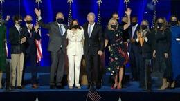 Ông Joe Biden cam kết ứng phó với đại dịch COVID-19, khôi phục kinh tế