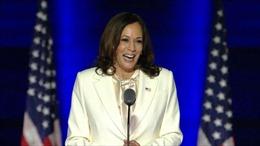 Chân dung người phụ nữ da màu gốc Á đầu tiên sẽ trở thành Phó Tổng thống nước Mỹ