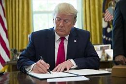 Tổng thống Trump sắp siết chặt trừng phạt Iran