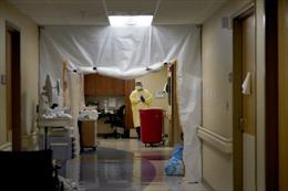 Cuộc chiến chống COVID-19 đầy áp lực của các bệnh viện nông thôn Mỹ