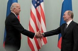 Tổng thống Putin chúc mừng ông Biden chính thức đắc cử Tổng thốngMỹ