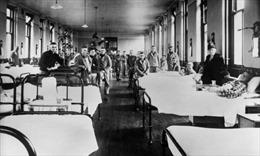 Mùa Giáng sinh đau thương của Anh trong đại dịch cúm năm 1918