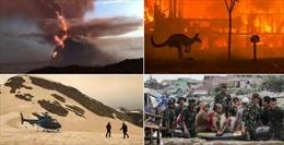 Thảm họa thiên tai 2020 – 'Trái đắng' của biến đổi khí hậu