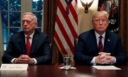 10 cựu bộ trưởng quốc phòng Mỹ khuyên quân đội không cản trở chuyển giao quyền lực