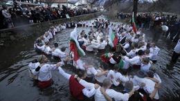Lễ Hiển Linh Epiphany trong mùa đông châu Âu