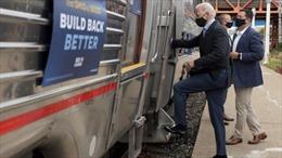 Lo ngại an ninh, ông Biden sẽ không đi tàu Amtrak đến lễ nhậm chức
