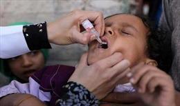 Nhiều trẻ em Ấn Độ phải nhập viện do uống nhầm nước rửa tay