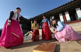 Phong tục đón Tết truyền thống ở 'xứ sở kim chi'