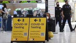 Biến chủng virus SARS-CoV-2 phát hiện tại Anh sẽ 'bùng nổ' ở Mỹ vào tháng 3