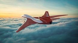 Bước nhảy vọt của máy bay siêu thanh AS2