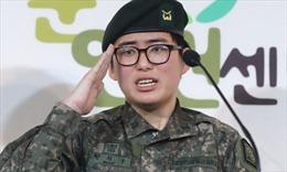 Cựu binh sĩ chuyển giới đầu tiên của Hàn Quốc tử vong bí ẩn