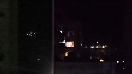 Video phòng không Syria đánh chặn tên lửa nghi của Israel