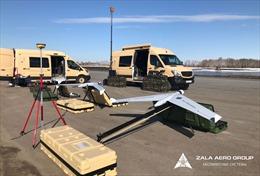 Đột nhập cơ sở chế tạo UAV Nga