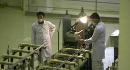 Iran đặt điều kiện ngừng làm giàu urani 20%