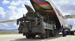 Lầu Năm Góc hối thúc Thổ Nhĩ Kỳ từ bỏ hệ thống tên lửa S-400 của Nga