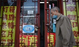 Trung Quốc dùng mã màu để phân loại tỷ lệ tiêm vaccine COVID-19 của người dân