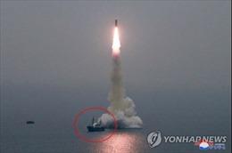Dấu hiệu cho thấy Triều Tiên có thể sắp thử tên lửa đạn đạo từ tàu ngầm