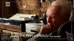 Anthony Hopkins đoạt giải nam diễn viên chính xuất sắc nhất tại Oscar 2021