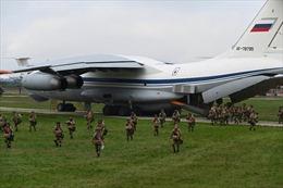 Mỹ: 80.00 lính Nga vẫn hiện diện dọc biên giới giáp Ukraine