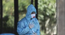Bệnh nấm đen chết người bùng phát trở lại Ấn Độ giữa 'sóng thần' COVID-19