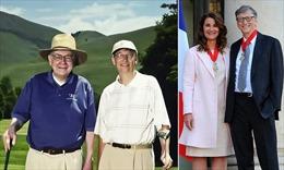 Tỉ phú Bill Gates chia sẻ với bạn bè về cuộc hôn nhân 'không tình yêu'