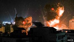 Trung tâm xét nghiệm COVID-19 duy nhất tại Gaza bị không kích