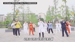 Bài hát rap vận động dân tiêm vaccine COVID-19 gây 'bão' mạng Trung Quốc