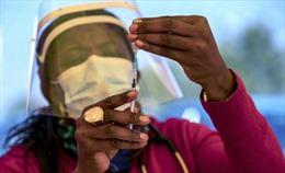 Châu Phi vẫn ở vạch xuất phát trong cuộc chạy đua tiêm phòng COVID-19