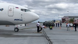 Trở thành 'người đàn ông khoẻ nhất nước Nga' khi kéo máy bay Boeing nặng 40 tấn