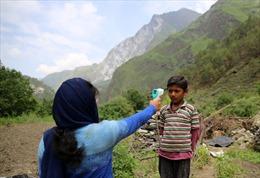 Ngôi làng hẻo lánh trên dãy Himalaya vật lộnvới COVID-19