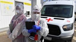 Bệnh viện ở Moskva từ chối điều trị cho người chưa tiêm vaccine COVID-19