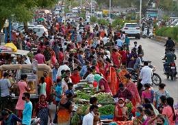 2/3 dân số Ấn Độ đã có kháng thể với virus SARS-CoV-2