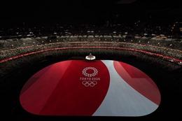 Những hình ảnh đặc biệt của Lễ khai mạc Olympic Tokyo 2020